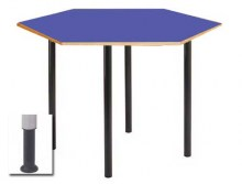 table-octogonale
